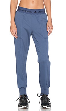 adidas by Stella McCartney Essential Sweatpant in Power Steel