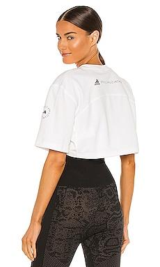 ASMC Crop Tee adidas by Stella McCartney $66