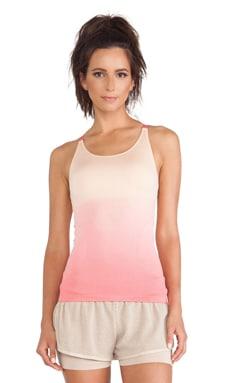adidas by Stella McCartney Seamless Yoga Tank in Soft Powder