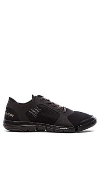 adidas by Stella McCartney Dance Sneaker in Black & Raven