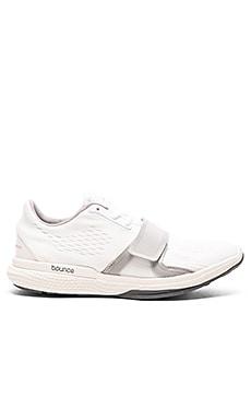 adidas by Stella McCartney Atani Bounce Sneaker in White Chalk & White Universe