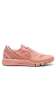 adidas by Stella McCartney Alayta Sneaker in Plaster Pink & White