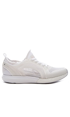 adidas by Stella McCartney CC Sonic Sneaker in White & Grey