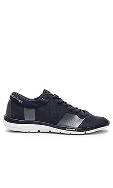 Arauana Dance Sneaker in Night Navy & Cherry Wood