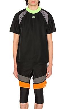 Футболка с пленочной вставкой kolor - Adidas