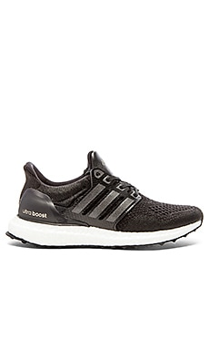 Adidas Ultra Boost J&D Sneaker in Black & Core Black