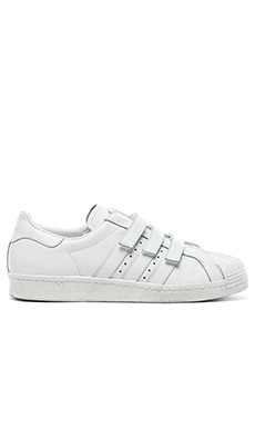adidas by JUUN J Superstar 80s JJ in White White White