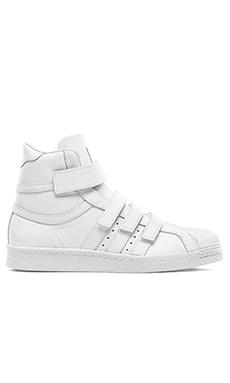 adidas by JUUN J Promodel 80s Hi JJ In White White White