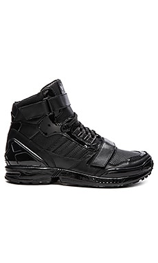 adidas by JUUN J ZX8000 Mid JJ i Black Gold Met Black