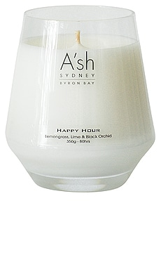 BOUGIE HAPPY HOUR A'sh Candles $39