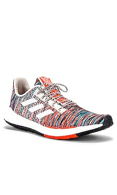 НИЗКИЕ КРОССОВКИ PULSEBOOST HD adidas by MISSONI $128