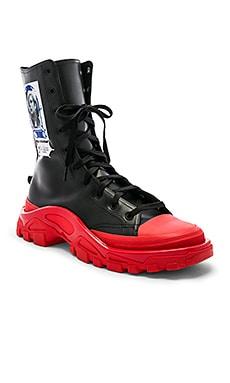 Detroit Hi-Top Sneaker adidas by Raf Simons $250