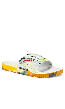 Torsion Adilette Slides adidas by Raf Simons $91