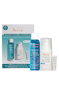Cleanance Blemish Control Starter Kit Avene $30