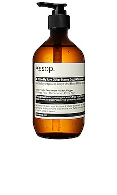 A Rose By Any Other Name Body Cleanser Aesop $45 BEST SELLER