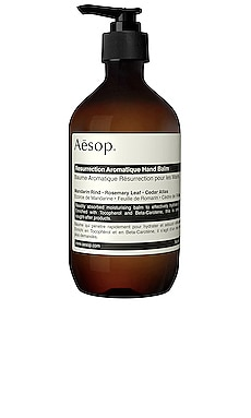 BÁLSAMO DE MANOS RESURRECTION AROMATIQUE Aesop $97