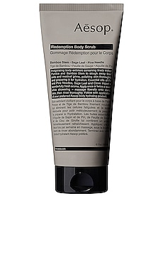 Redemption Body Scrub Aesop $37