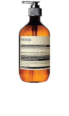 Resurrection Aromatique Hand Wash Aesop $39 BEST SELLER