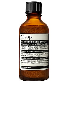 EXFOLIANT VISAGE TEA TREE Aesop $40