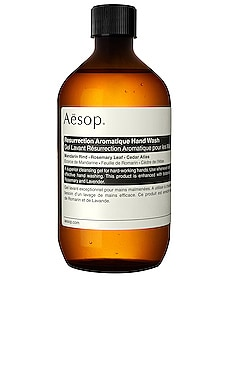Resurrection Aromatique Hand Wash 500ml Refill with Screw Cap Aesop $38