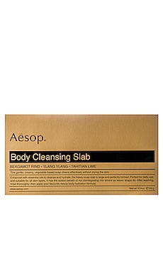Body Cleansing Slab Aesop $23