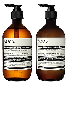 Resurrection Duet Aesop $125 BEST SELLER