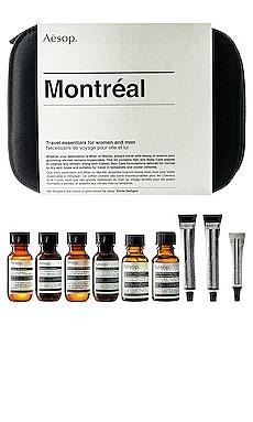 Montreal Kit Aesop $70 BEST SELLER