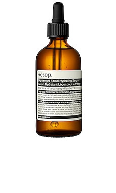 Lightweight Facial Hydrating Serum Aesop $67 BEST SELLER