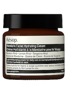 Mandarin Facial Hydrating Cream Aesop $49 BEST SELLER