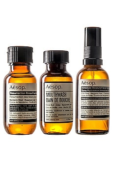 Departure Travel Kit Aesop $53