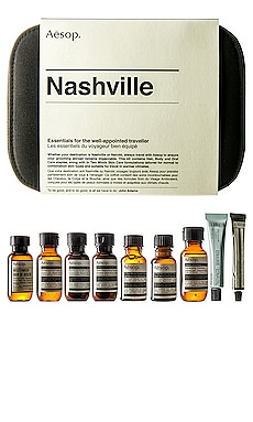 Nashville Travel Kit Aesop $70