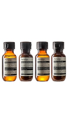 Arrival Travel Kit Aesop $35