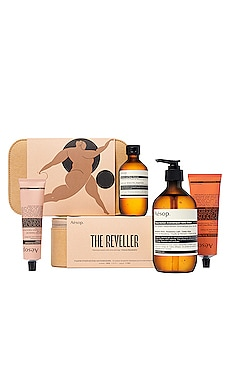 The Reveller Elaborate Body Kit Aesop $120 NOUVEAUTÉ