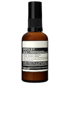 Parsley Seed Anti-Oxidant Hydrator Aesop $70 BEST SELLER