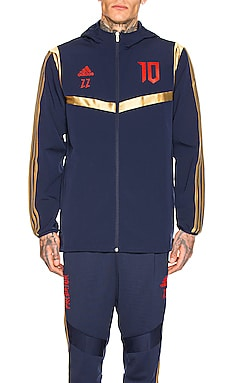 BLOUSON PREDATOR ZIDANE HOODED adidas Football $91
