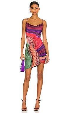 X REVOLVE Palmetto Dress AFRM $88 NEW
