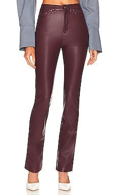 Heston Vegan Leather Pant AFRM $88 NEW