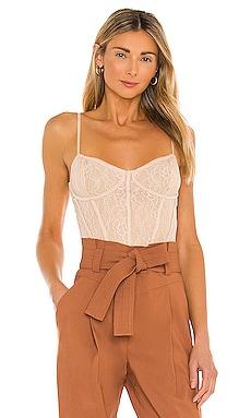 Cora Bodysuit AFRM $68