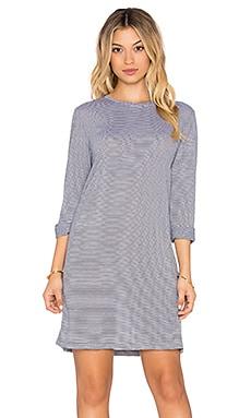 A Fine Line Courtney Dress in Baby Stripe