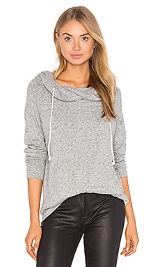Canyon Sweatshirt en Heather Grey Cozy Fleece