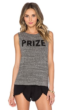 Prize Abby Tank in Heather Grey