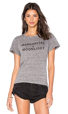 Hastings Margaritas + Moonlight Tee en Gris Chiné
