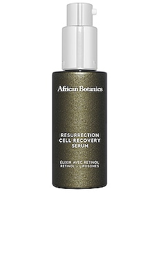 SÉRUM VISAGE RESURRECTION African Botanics $160 BEST SELLER