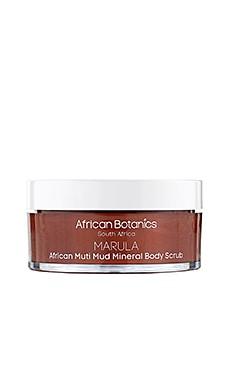 Marula African Muti Mud Body Scrub