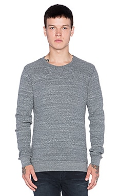 AG Adriano Goldschmied Commute Pullover in Heather Grey
