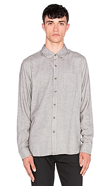 AG Adriano Goldschmied Nimbus Shirt in Flint Grey