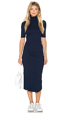 AG Adriano Goldschmied CAPSULE Cylin Dress in Indigo