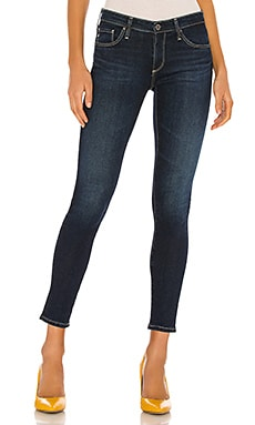 Legging Ankle Skinny AG Adriano Goldschmied $198