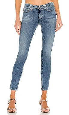 Legging Ankle Jean AG Adriano Goldschmied $215 NEW