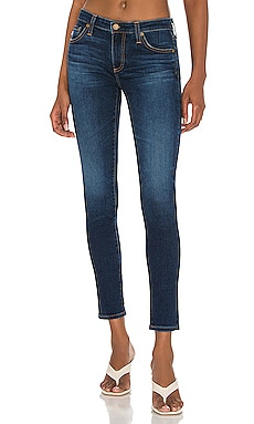 Legging Ankle Skinny Jean AG Adriano Goldschmied $225 NEW